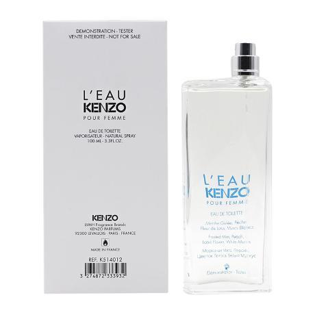 Kenzo L´Eau Kenzo pour Femme, 100ml, Toaletní voda - Tester