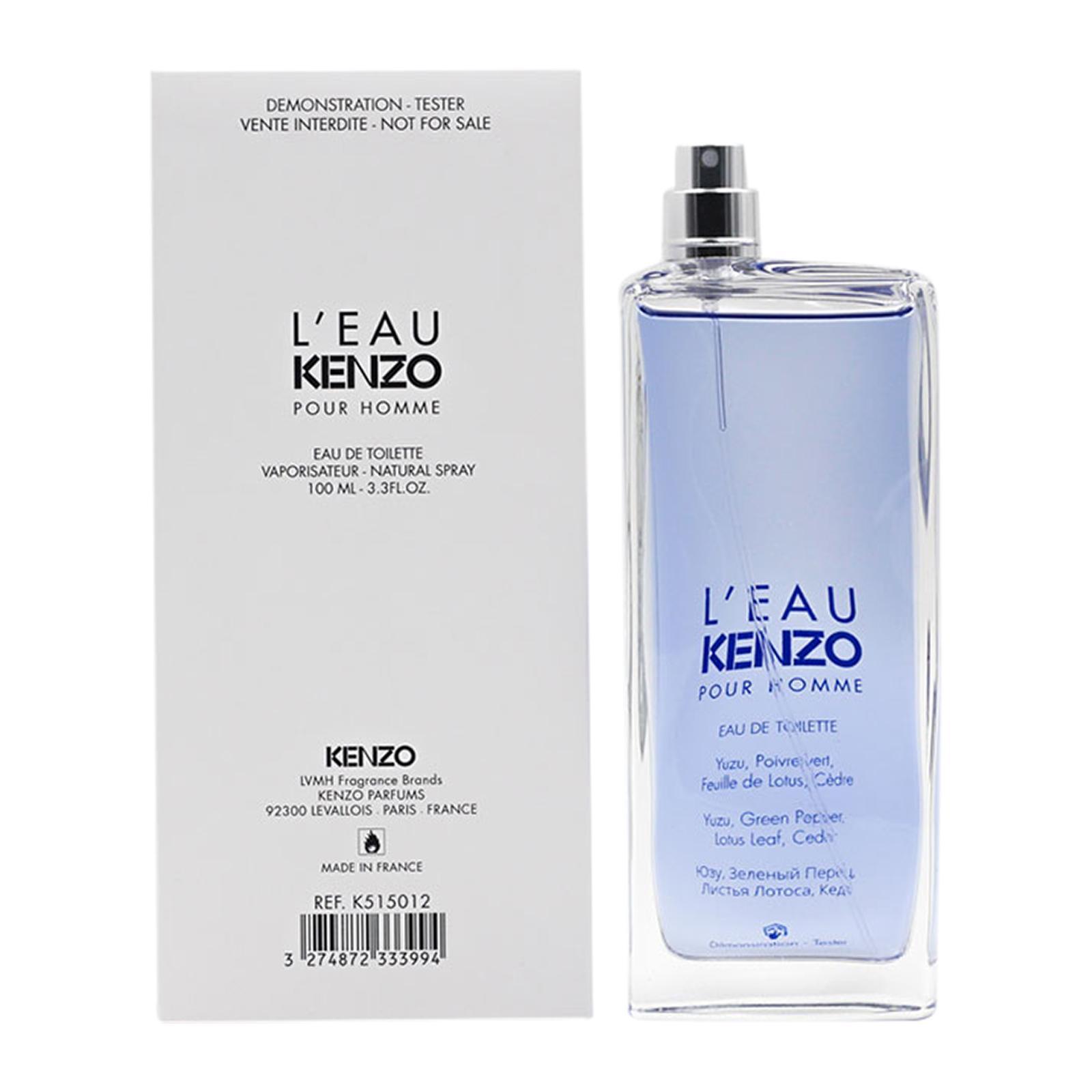 Kenzo L´eau Kenzo Pour Homme, 100ml, Toaletní voda - Tester