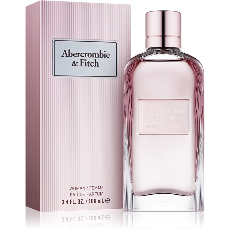 Abercrombie & Fitch First Instinct for Her, 100ml, Parfémovaná voda