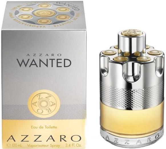 Azzaro Wanted, 100ml, Toaletní voda