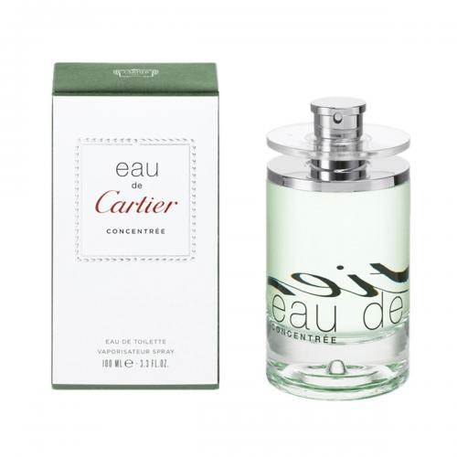 Cartier Eau de Cartier Concentrée, 100ml, Toaletní voda