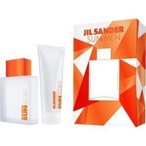Jil Sander Sun for Men, toaletní voda 75ml + sprchový gel 75ml, Dárková sada
