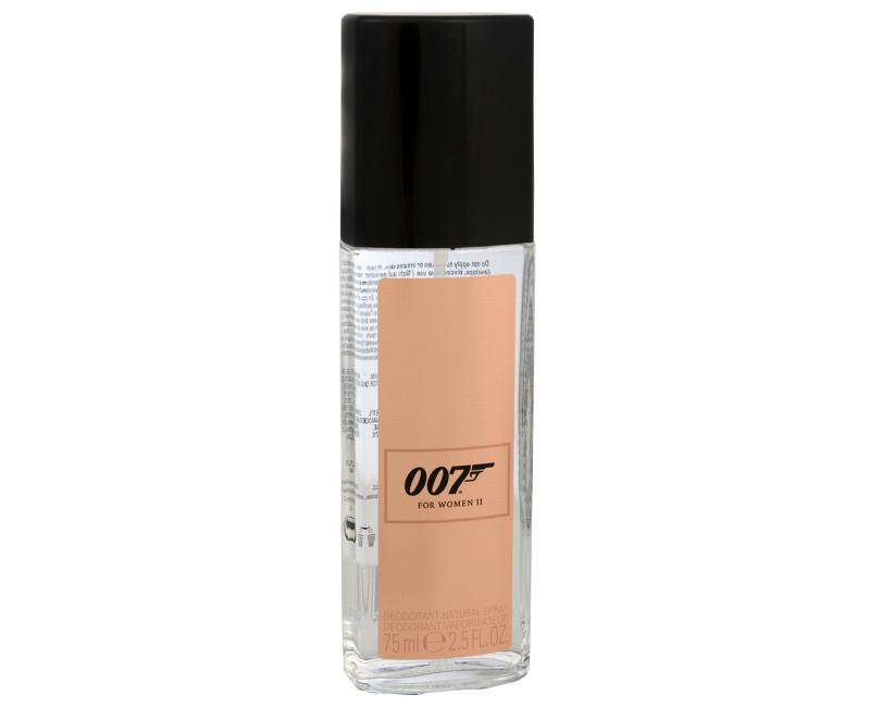 James Bond 007 for Women ll, 75ml, Deodorant