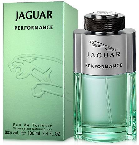 Jaguar Performance, Toaletní voda, 100ml, Pánska vôňa