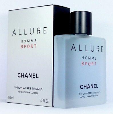 Chanel Allure Homme Sport, Voda po holení, 50ml, Pánska vôňa