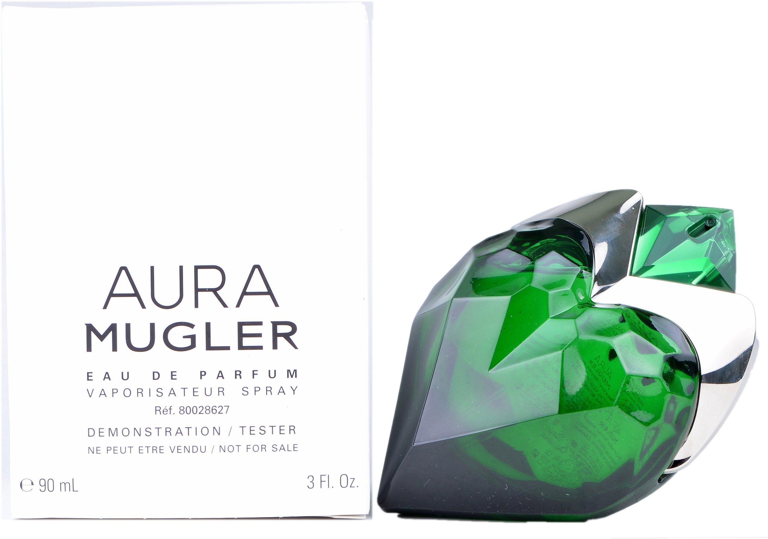 Thierry Mugler Aura, Parfémovaná voda - Tester, 90ml, Dámska vôňa