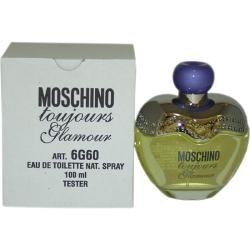 Moschino Toujours Glamour, 100ml, Toaletní voda - Tester