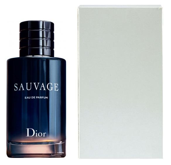 Christian Dior Sauvage , 100ml, Parfémovaná voda - Tester