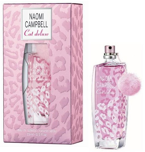 Naomi Campbell Cat Deluxe, 15ml, Toaletní voda