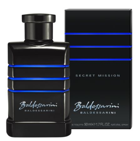 Hugo Boss Baldessarini Secret Mission, 50ml, Toaletní voda