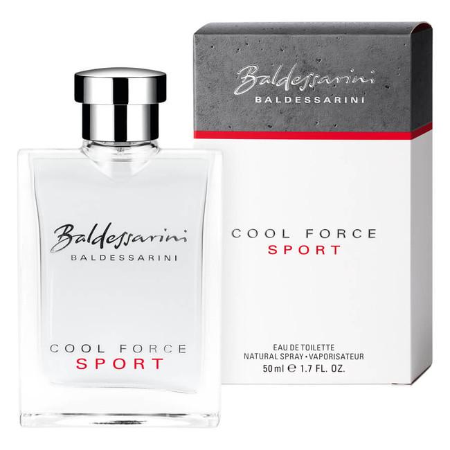 Baldessarini Cool Force Sport, 50ml, Toaletní voda