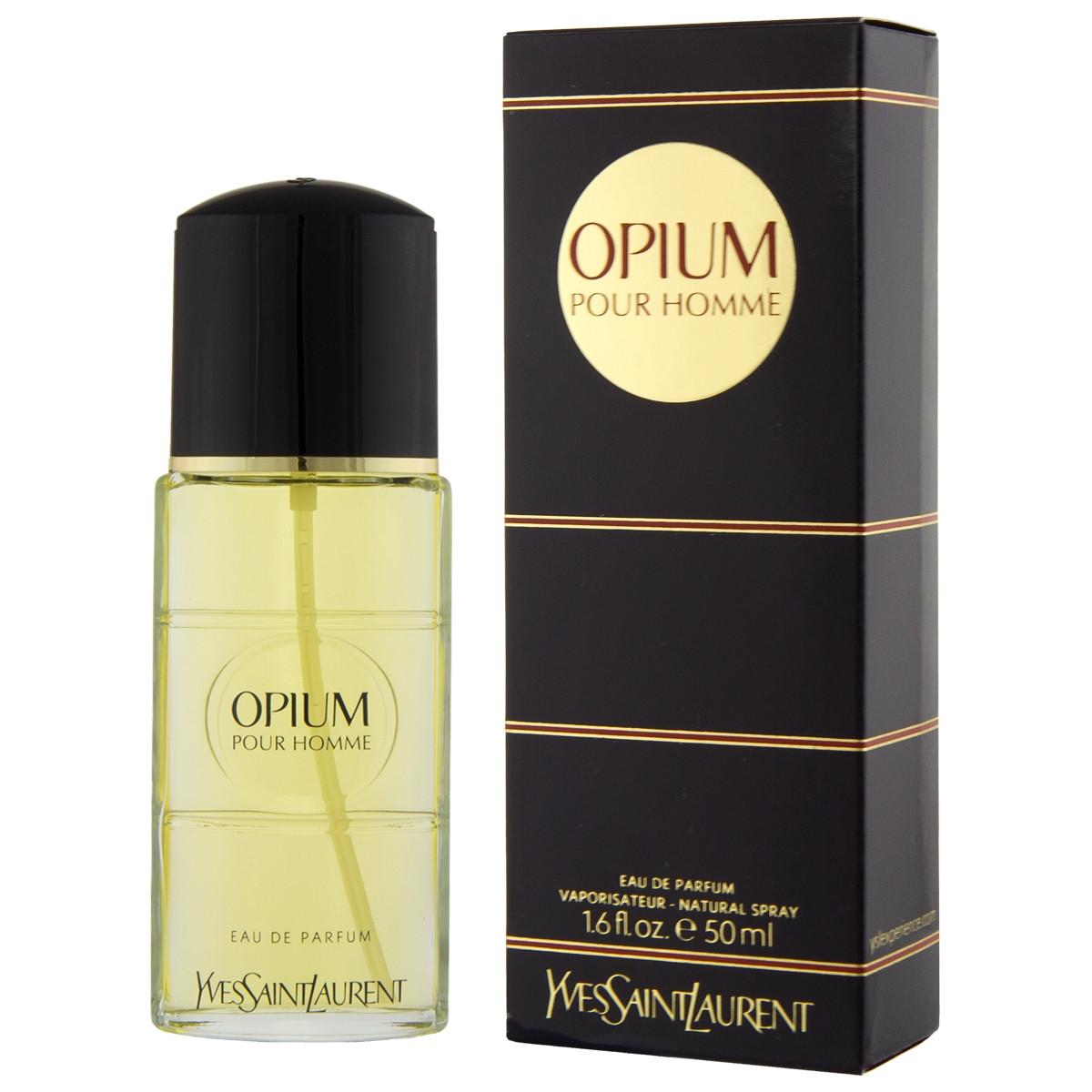 Yves Saint Laurent Opium pour Homme, Parfémovaná voda, 50ml, Pánska vôňa