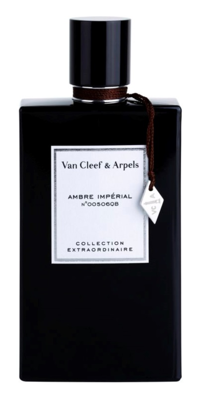 Van Cleef & Arpels Collection Extraordinaire Ambre Imperial, 75ml, Parfémovaná voda - Tester