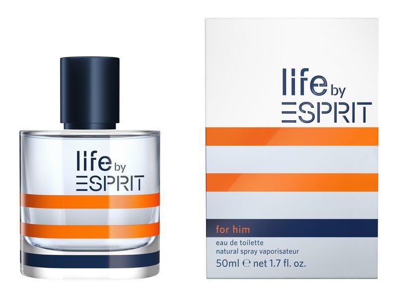 Esprit Life by Esprit for Him, 50ml, Toaletní voda