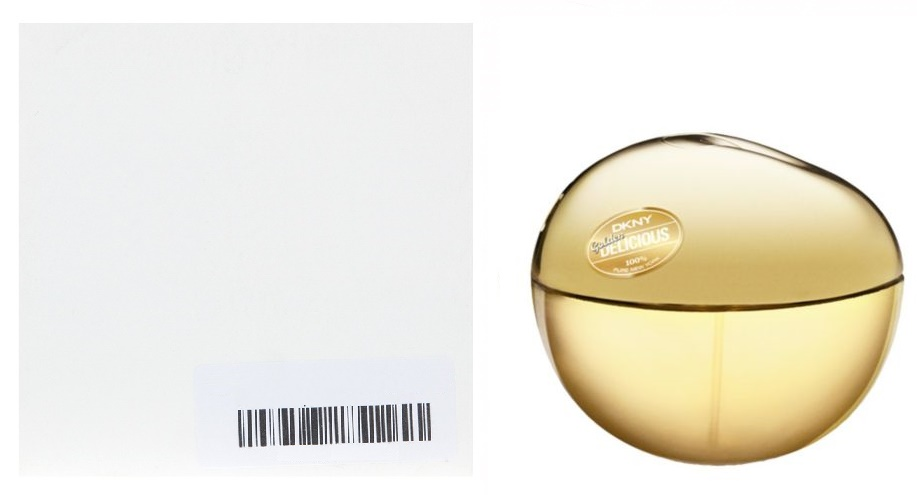 DKNY Golden Delicious, 100ml, Parfémovaná voda - Tester