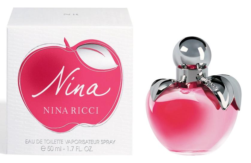 Nina Ricci Nina, 50ml, Toaletní voda