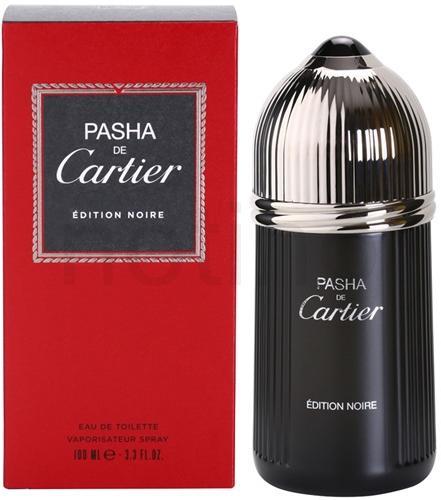 Cartier Pasha de Cartier Edition Noire, 100ml, Toaletní voda