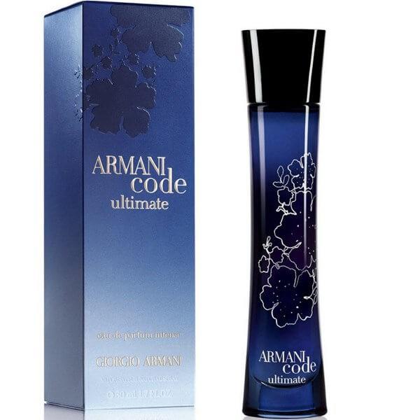 Giorgio Armani Code Ultimate Femme, 30ml, Parfémovaná voda