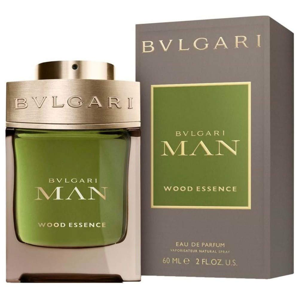 Bvlgari Man Wood Essence, 60ml, Parfémovaná voda
