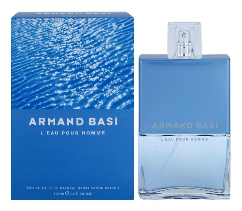 Armand Basi L'Eau Pour Homme, 125ml, Toaletní voda