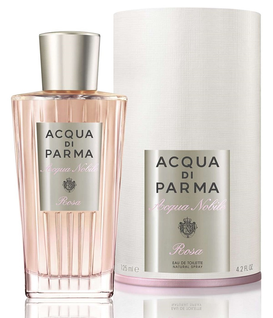 Acqua Di Parma Rosa Nobile, 125ml, Toaletní voda