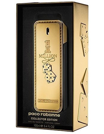 Paco Rabanne 1 Million Collector 2017, 100ml, Toaletní voda