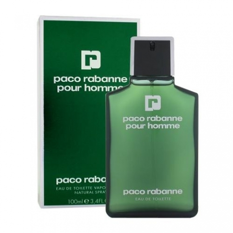Paco Rabanne Paco Rabanne pour Homme, 100ml, Toaletní voda