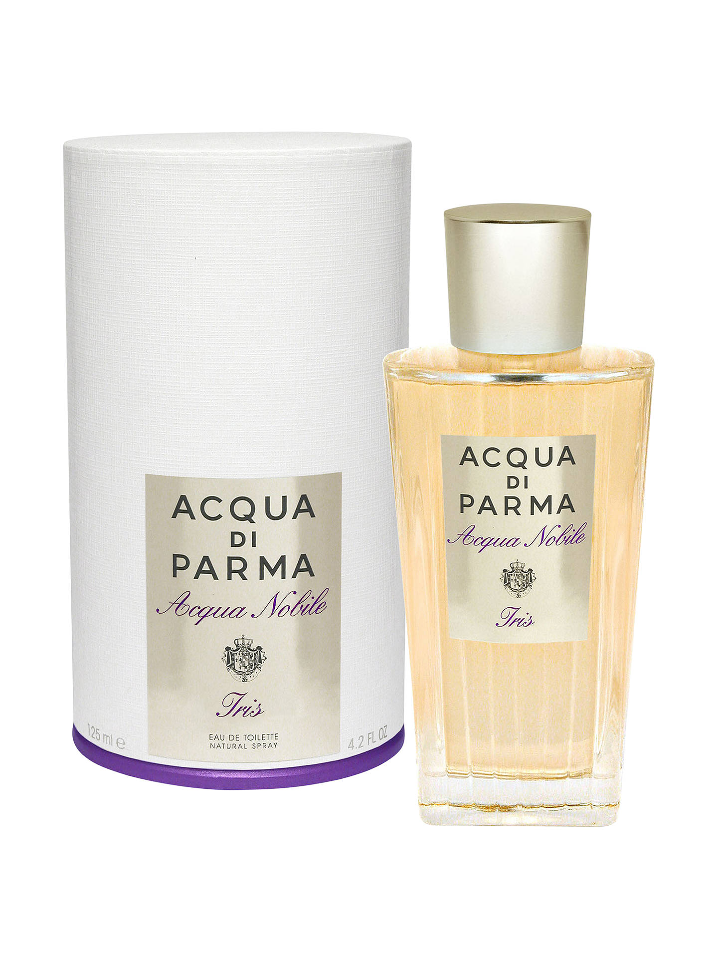 Acqua di Parma Iris Nobile, 125ml, Toaletní voda