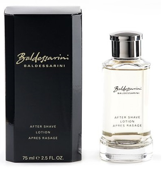 Hugo Boss Baldessarini, Voda po holení, Pánska vôňa, 75ml