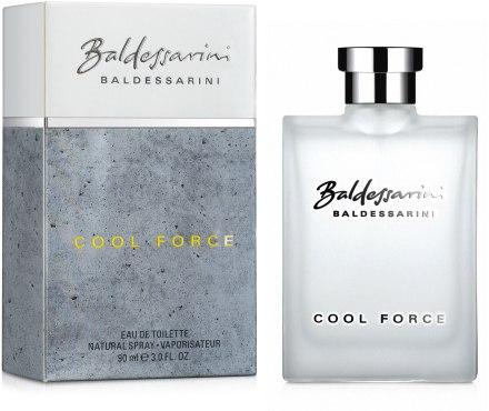 Baldessarini Cool Force, 90ml, Toaletní voda