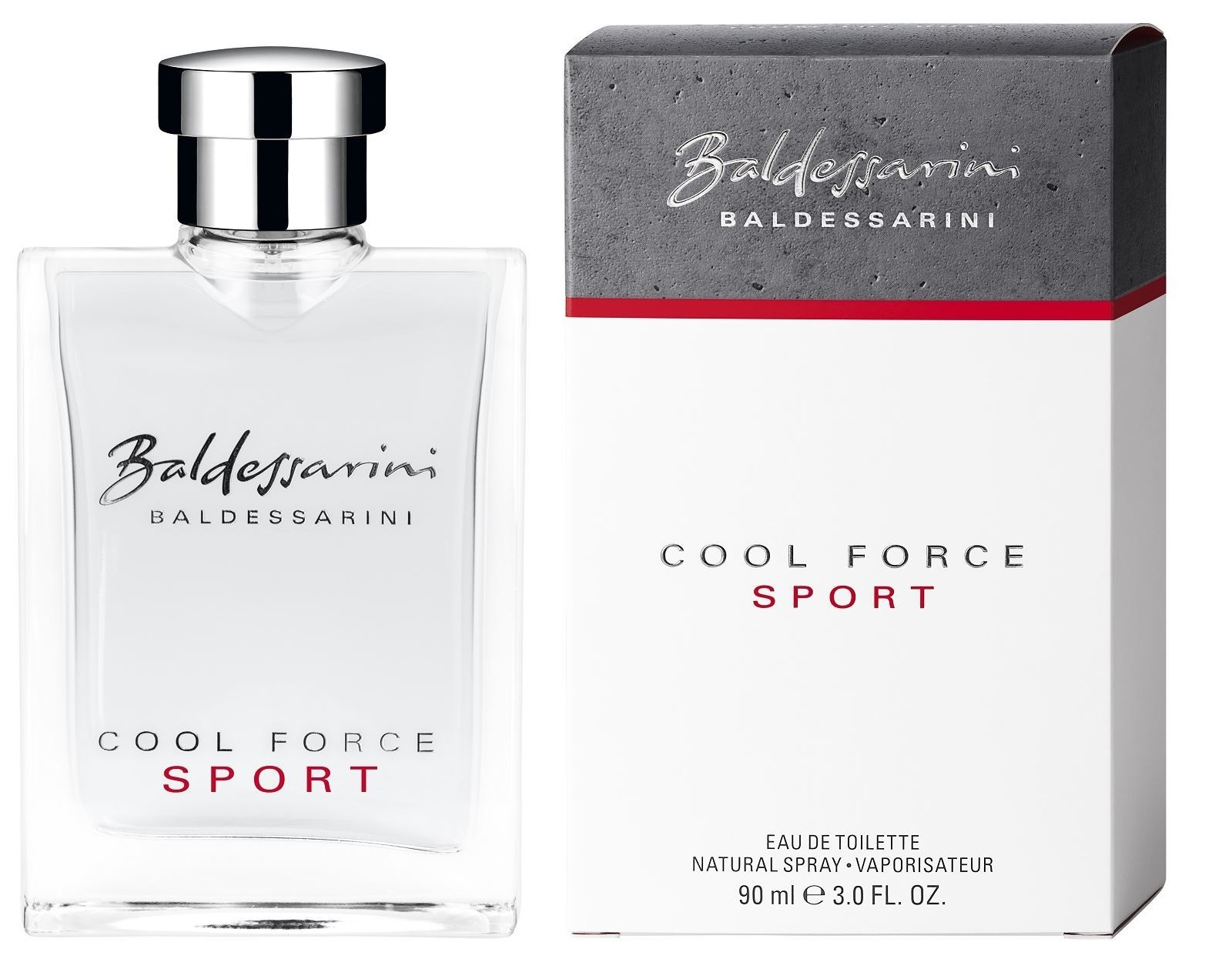 Baldessarini Cool Force Sport, 90ml, Toaletní voda