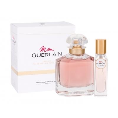 Guerlain Mon Guerlain, Dárková sada, Dámska vôňa, parfémovaná voda 100ml + parfémovaná voda 15ml