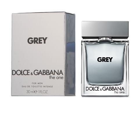 Dolce & Gabbana The One Grey, 30ml, Toaletní voda