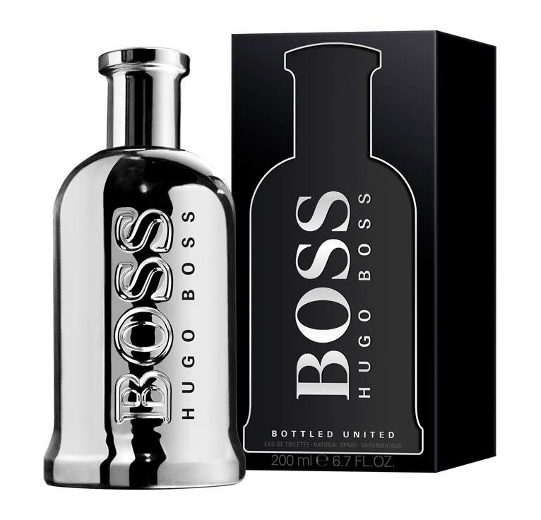 Hugo Boss Boss Bottled United, 200ml, Toaletní voda