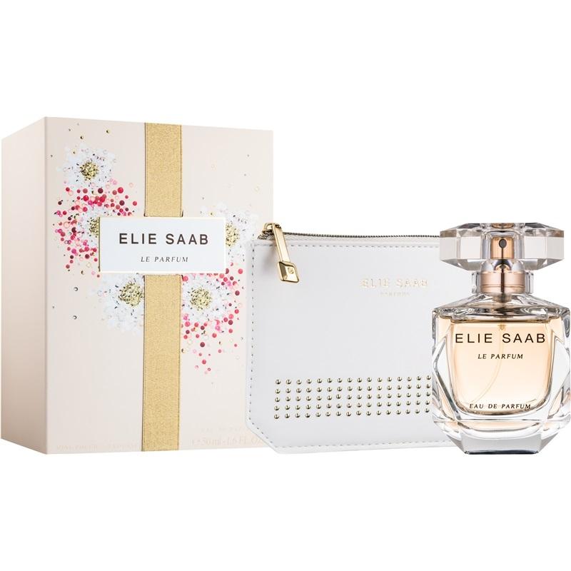 Elie Saab Le Parfum, parfémovaná voda 50ml + taška, Dárková sada