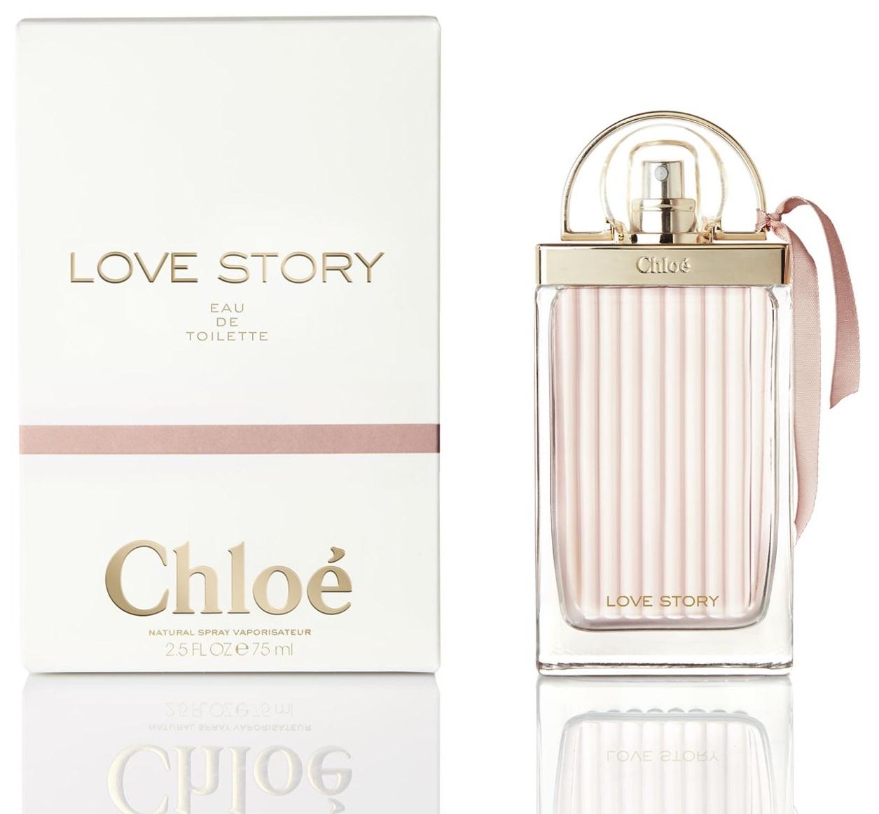 Chloe Love Story, 75ml, Toaletní voda