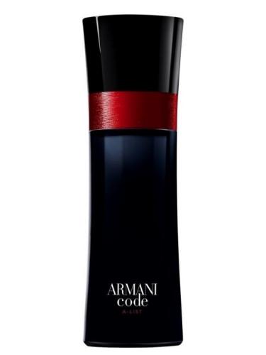 Giorgio Armani Code A-List, 75ml, Toaletní voda - Tester