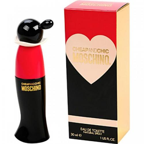 Moschino Cheap And Chic, 30ml, Toaletní voda