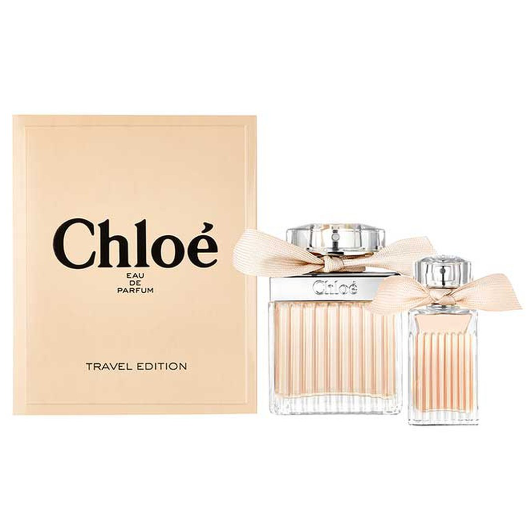 Chloe Chloé, parfémovaná voda 75ml + parfémovaná voda 20ml, Dárková sada