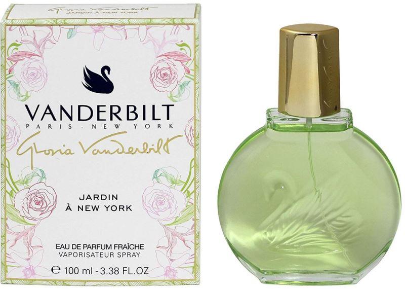 Gloria Vanderbilt Jardin a New York , 100ml, Parfémovaná voda
