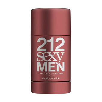Carolina Herrera 212 Sexy for Men, 75ml, Deostick