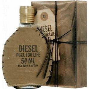 Diesel Fuel For Life Homme, 50ml, Toaletní voda