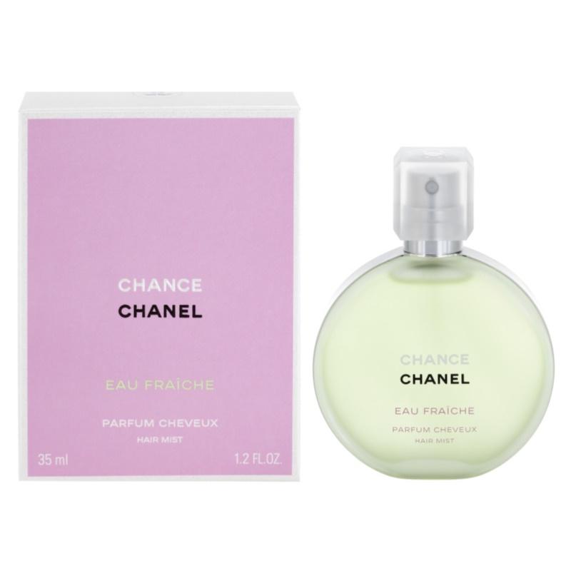 Chanel Chance Eau Fraiche, 35ml, Vlasový spray