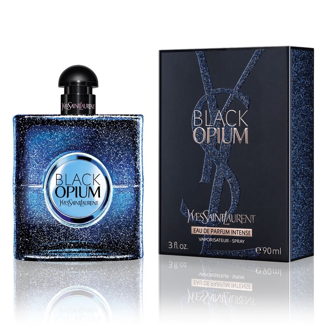 Yves Saint Laurent Black Opium Intense, 90ml, Parfémovaná voda