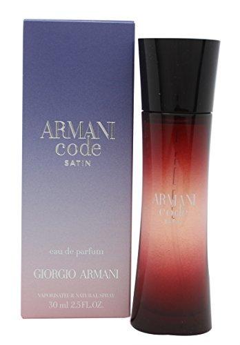 Giorgio Armani Code Satin , 30ml, Parfémovaná voda