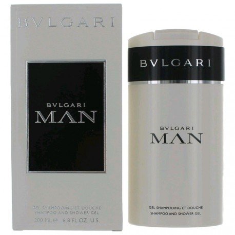 Bvlgari Bvlgari Man, 200ml, Sprchový gel