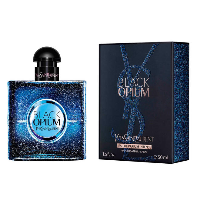 Yves Saint Laurent Black Opium Intense, 50ml, Parfémovaná voda