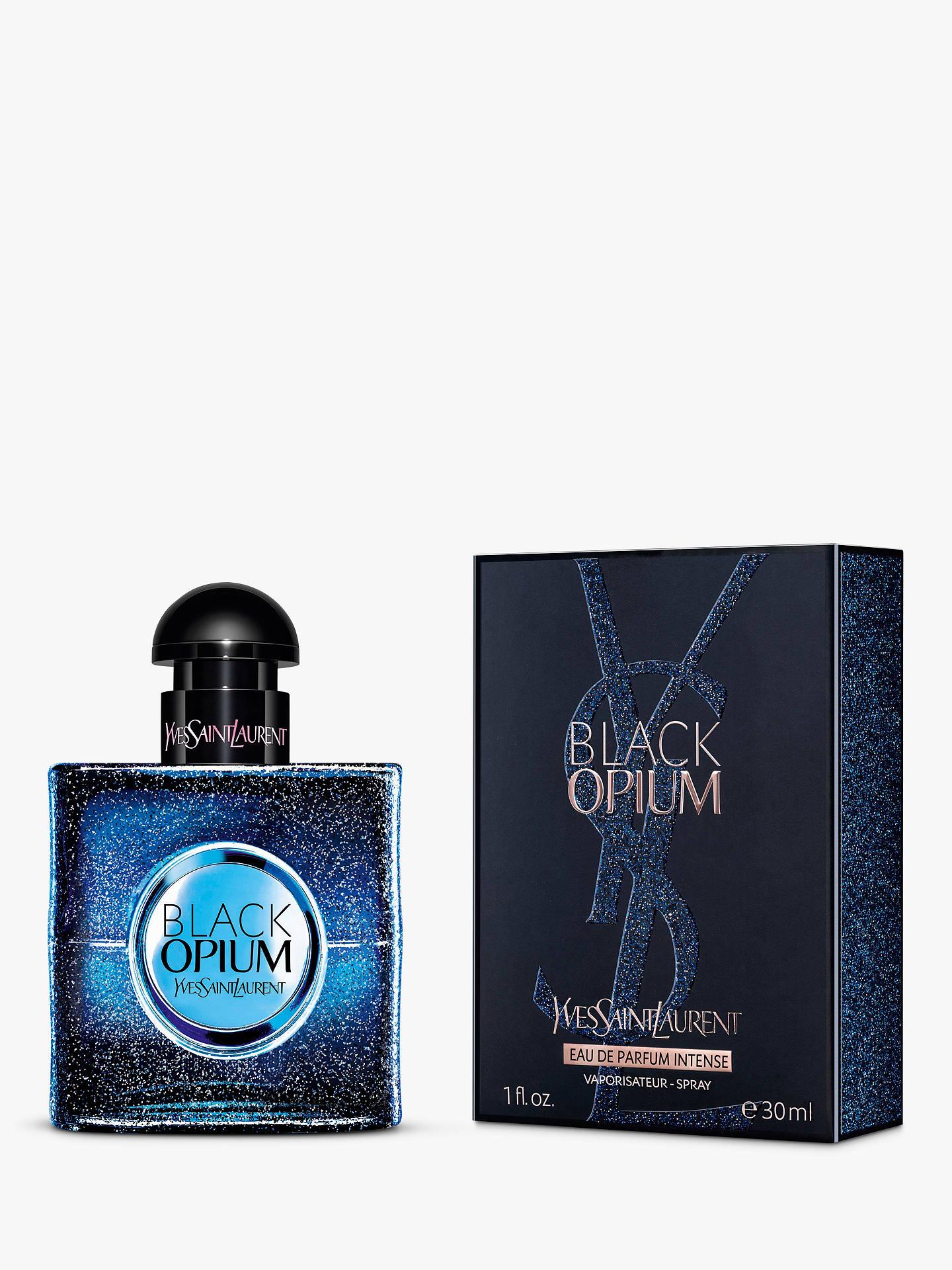 Yves Saint Laurent Black Opium Intense, 30ml, Parfémovaná voda