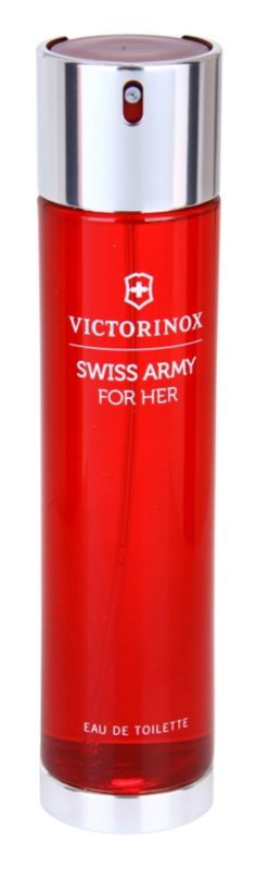 Swiss Army Swiss Army for Her, 100ml, Toaletní voda - Tester