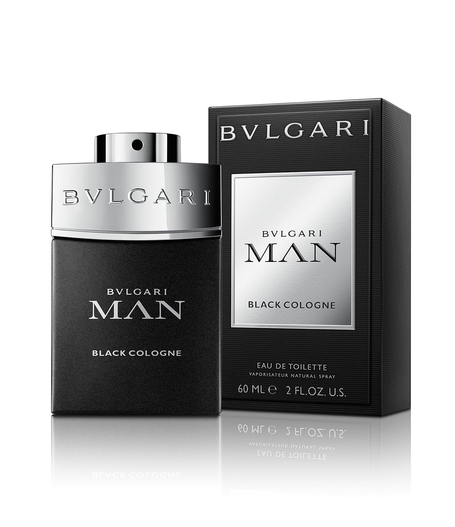 Bvlgari Man Black Cologne, 60ml, Toaletní voda